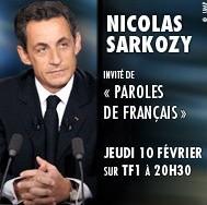 Sarkozyparolesdefrançais