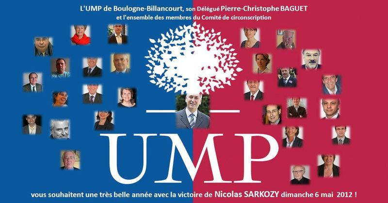 VOEUX UMP12