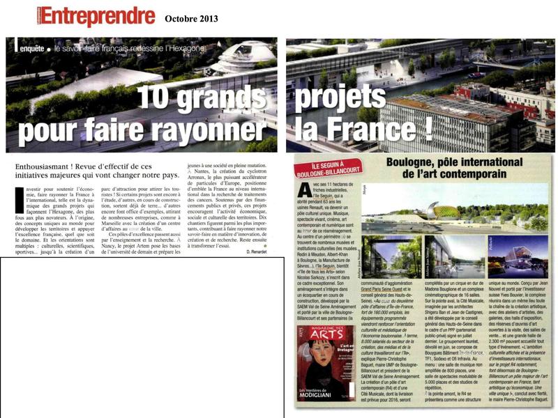 131000 Entreprendre - 10 projets qui feront la France