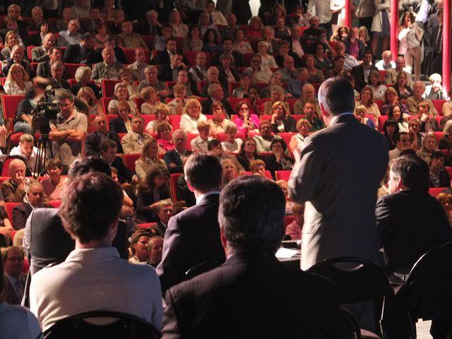 François Fillon à Boulogne-Billancourt - Lundi 17 septembre 2012 02