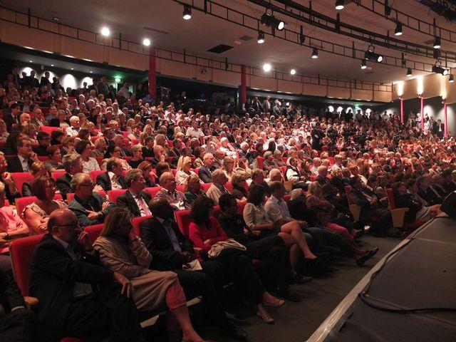 François Fillon à Boulogne-Billancourt - Lundi 17 septembre 2012 05